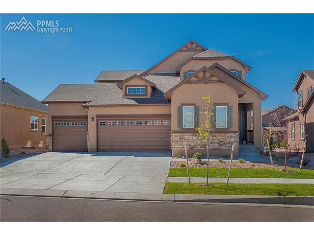 5519 Sky Meadow Drive, Colorado Springs, CO 80924