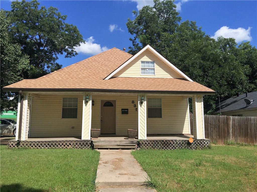 835 N Hobson Avenue, Shawnee, OK 74801