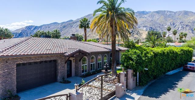 333 E Valmonte Sur, Palm Springs, CA 92262