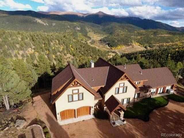 199 Running Elk Point, Divide, CO 80814