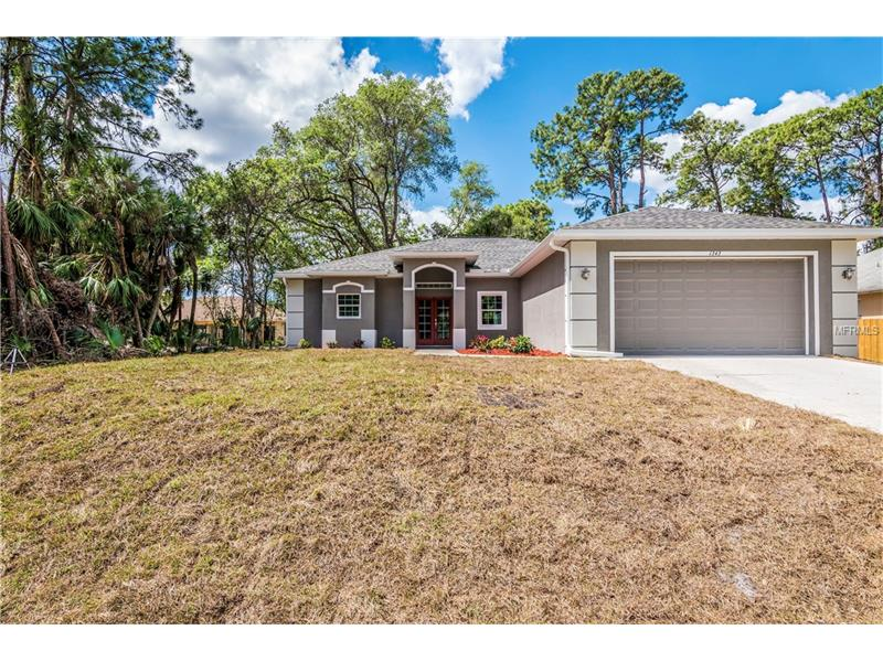 1343 SHAKER LANE, NORTH PORT, FL 34286