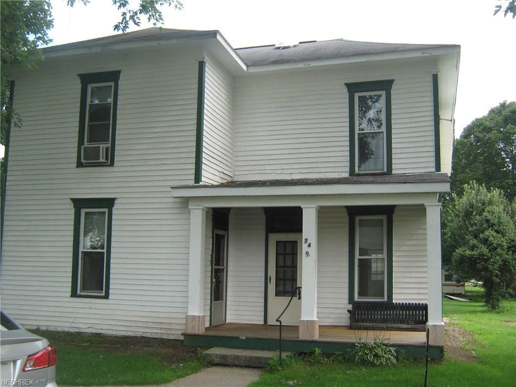 74 4th St, Frazeysburg, OH 43822