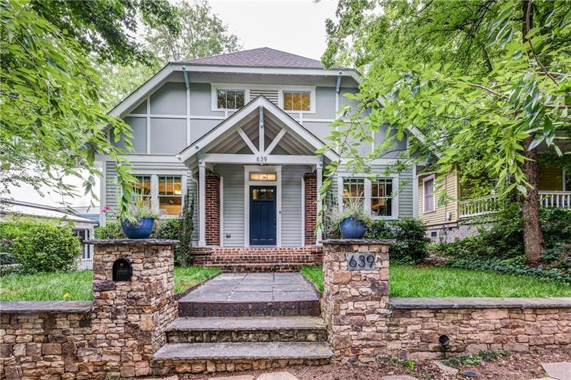 639 NE Cleburne Terrace, Atlanta, GA 30306