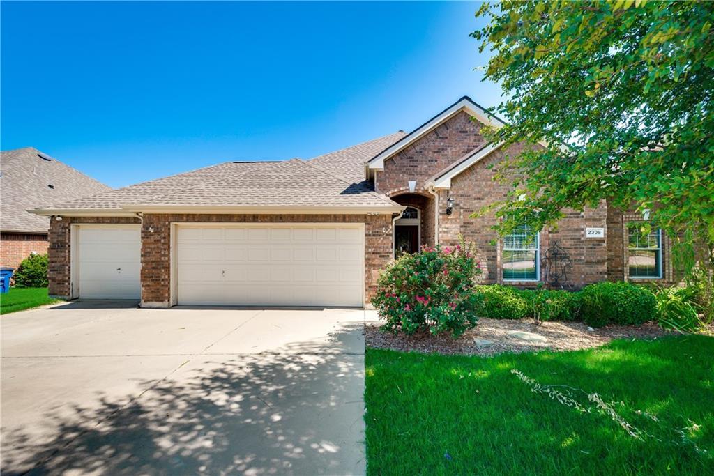 2309 Bridgeport Drive, Little Elm, TX 75068
