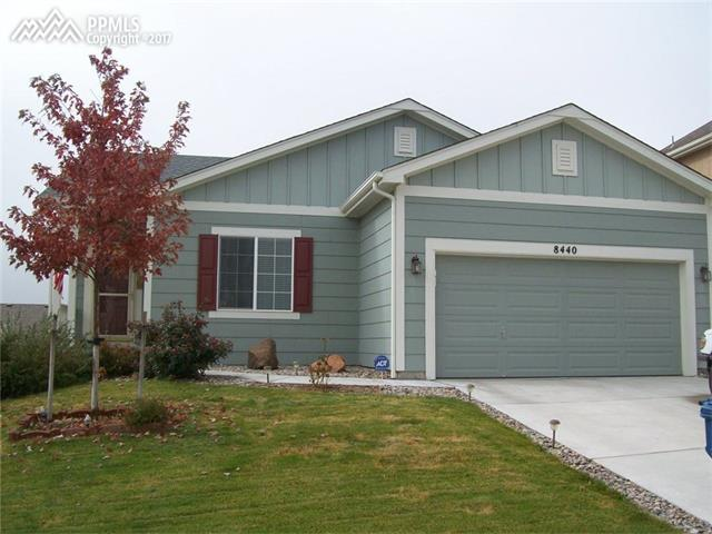 8440 Brook Valley Drive, Fountain, CO 80817