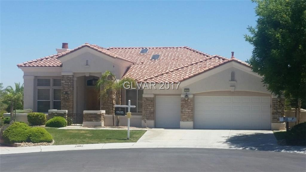 10601 SKY MEADOWS Avenue, Las Vegas, NV 89134