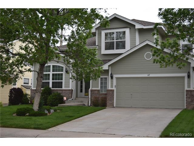 47 Sylvestor Place, Highlands Ranch, CO 80129