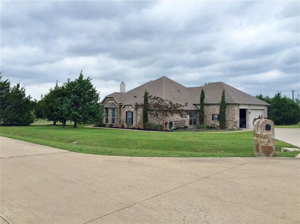 591 Chardonnay Drive, Fairview, TX 75069