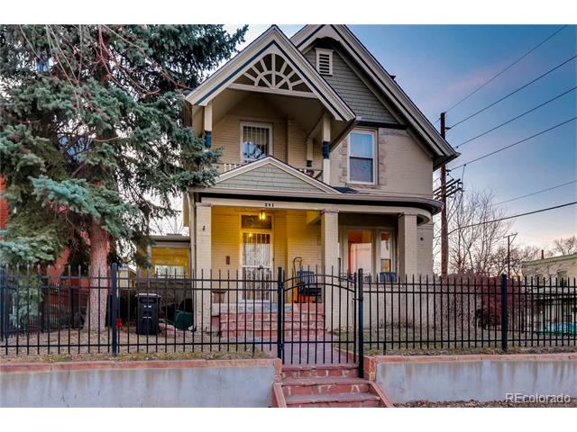 281 N Sherman Street, Denver, CO 80203