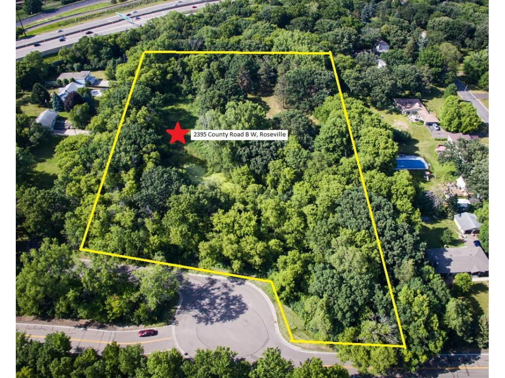2395 County Road B W, Roseville, MN 55113