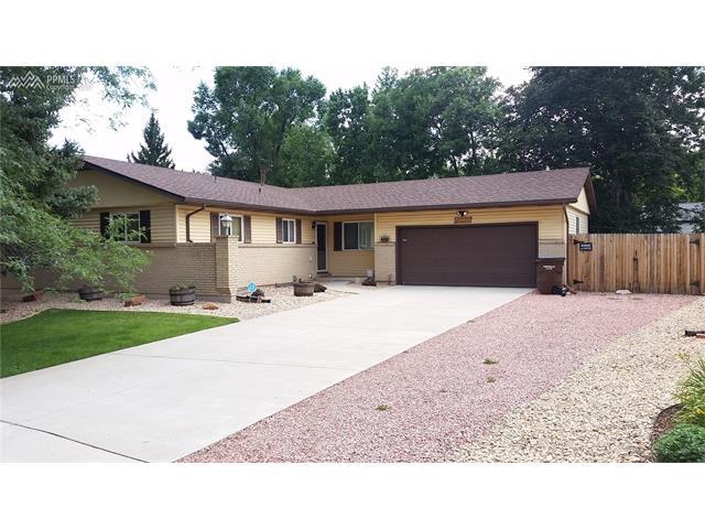 1418 Osgood Road, Colorado Springs, CO 80915
