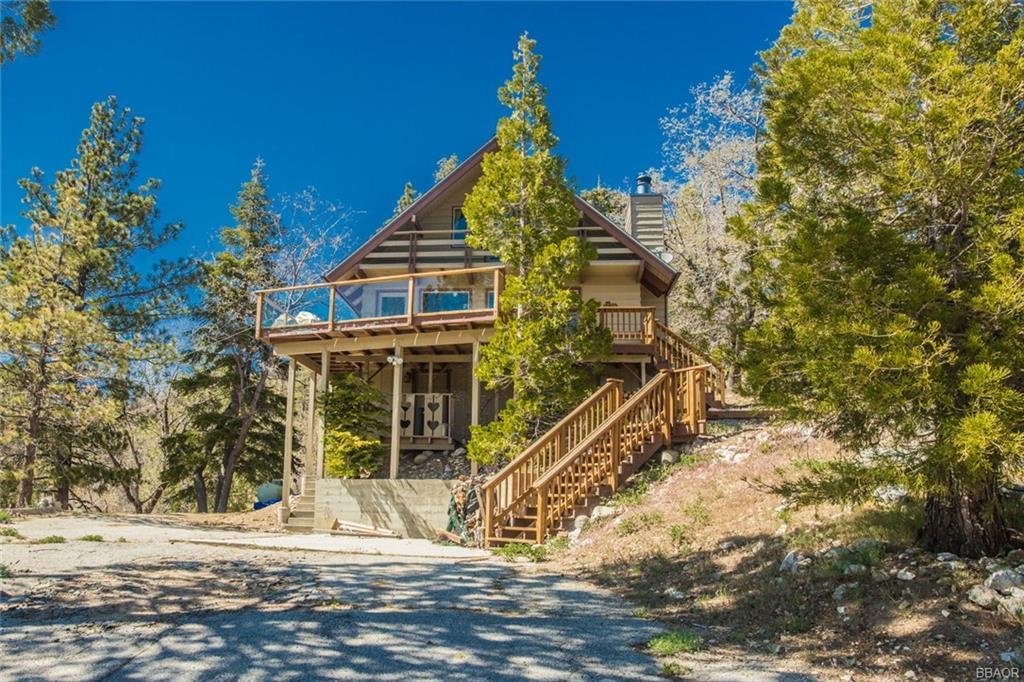 1285 Ridge Road, Fawnskin, CA 92333