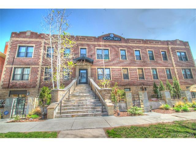 740 Sherman Street 207, Denver, CO 80203