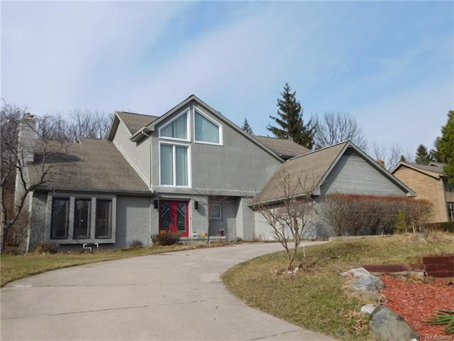 4553 CHERRY HILL, Orchard Lake, MI 48323