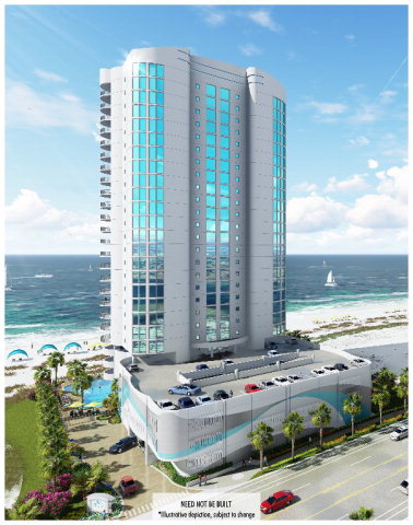 903 W Beach Blvd 801, Gulf Shores, AL 36542