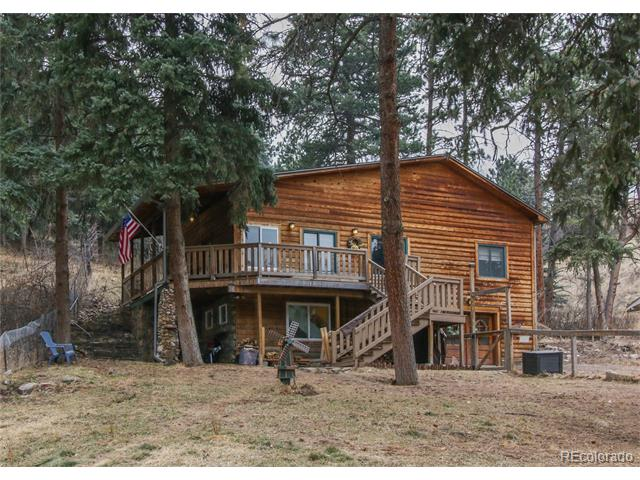6423 S Ross Road, Morrison, CO 80465