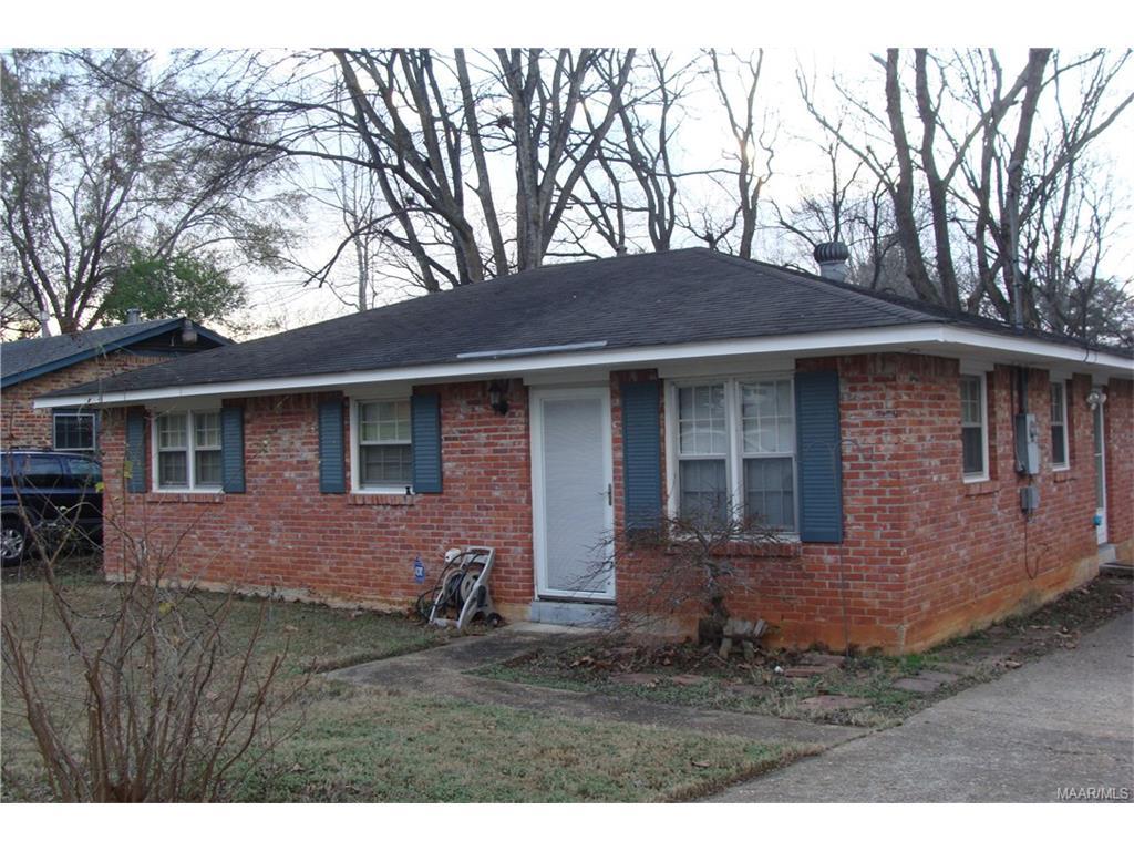 3019 Barksdale Street, Montgomery, AL 36110