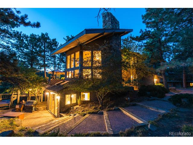 1625 Foothills Drive, Golden, CO 80401