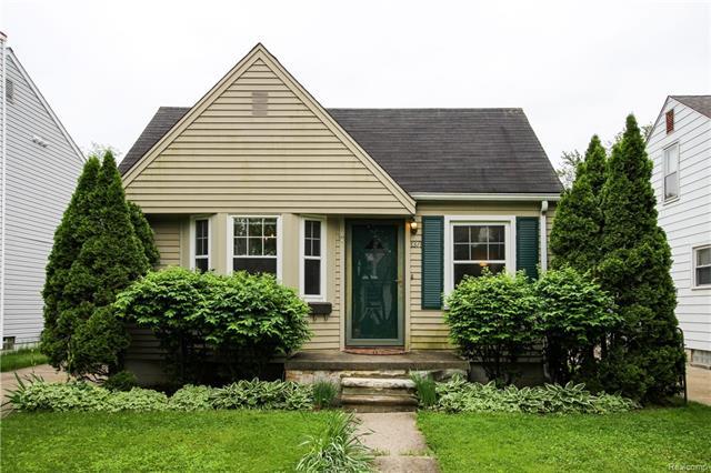 1371 OXFORD RD, Berkley, MI 48072