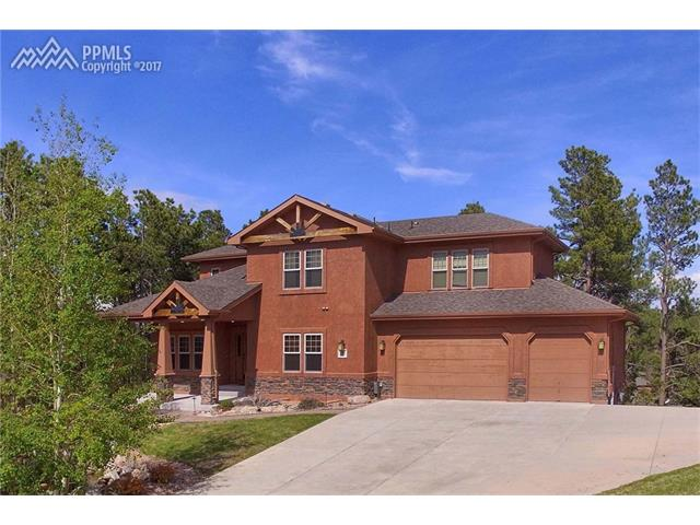 1183 Greenland Forest Drive, Monument, CO 80132