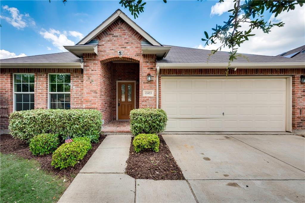 12823 Serenity Drive, Frisco, TX 75035
