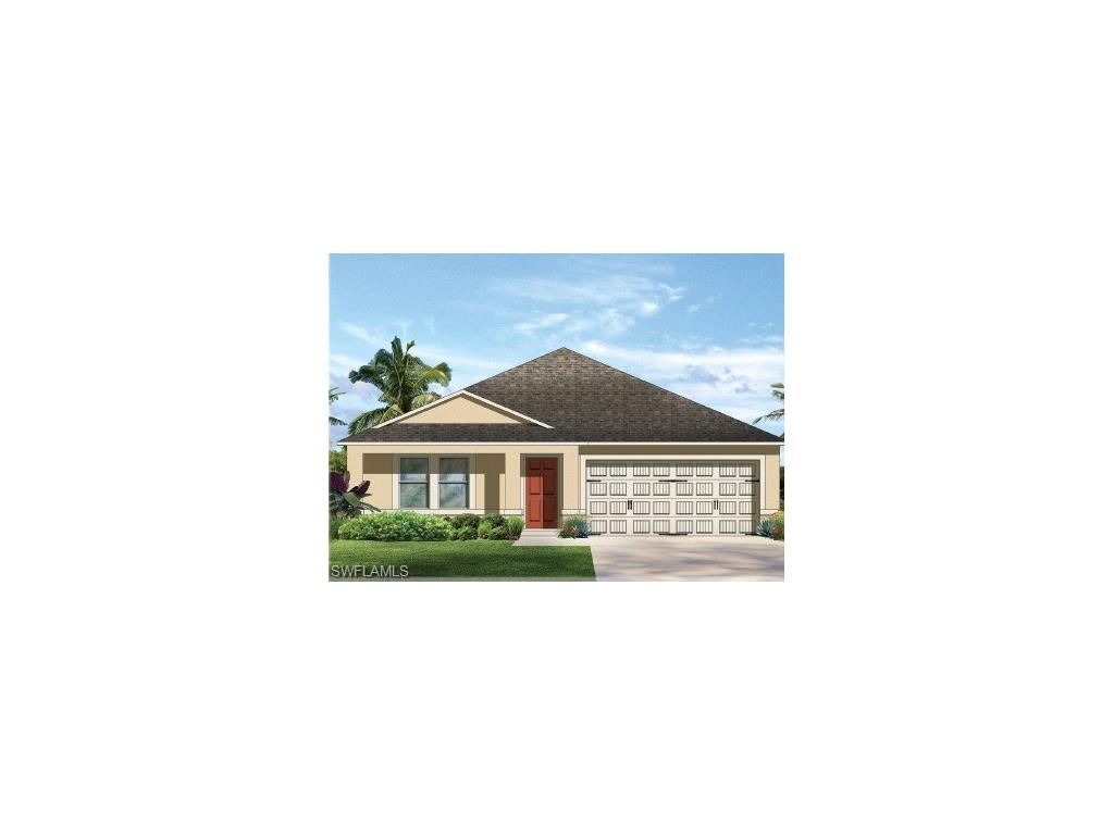 261 Richmond AVE S, LEHIGH ACRES, FL 33936