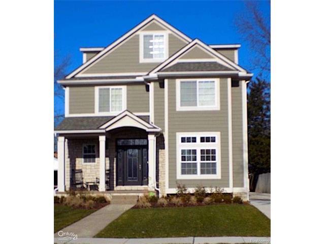 2681 Dorchester Rd, BIRMINGHAM, MI 48009