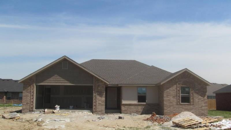 1641 Affirmed LN, Prairie Grove, AR 72753