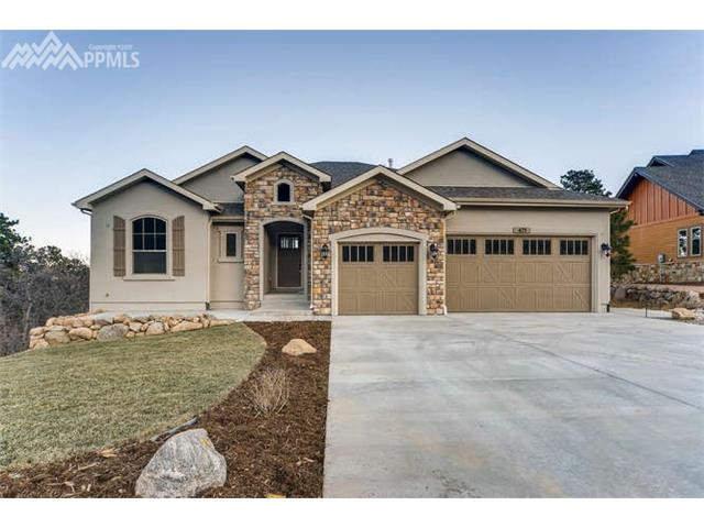 475 Mountain Pass Way, Colorado Springs, CO 80906