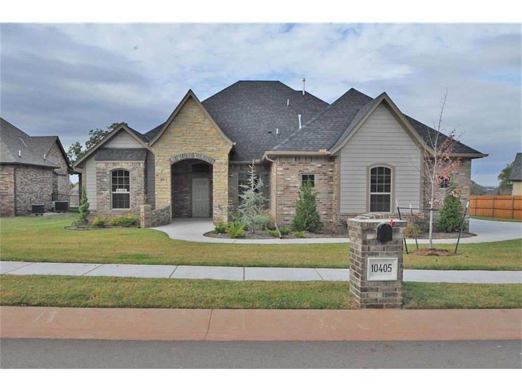 10405 Cherrywood Drive, Oklahoma City, OK 73151