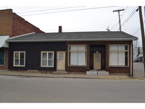 Very nice building-move right in.  Was remodeled approximately 10 years ago with 2 new furnaces, 2 new a/c units; new roof; flooring; wiring for telephone, internet and alarm system; lighting and paint.   Has been well maintained since then with one tenant (business) who has recently moved out.  Good location on the corner with great  visibility.