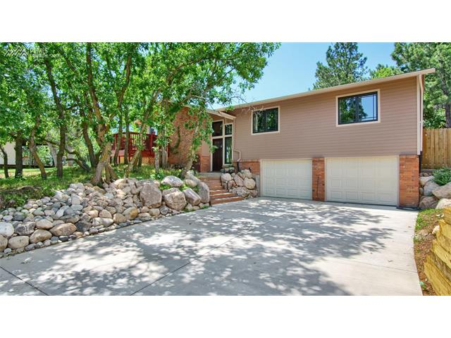2107 Constellation Drive, Colorado Springs, CO 80906