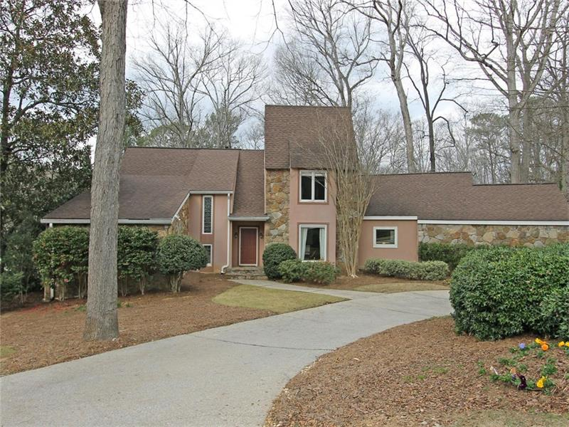 1155 NW Regency Road, Atlanta, GA 30327