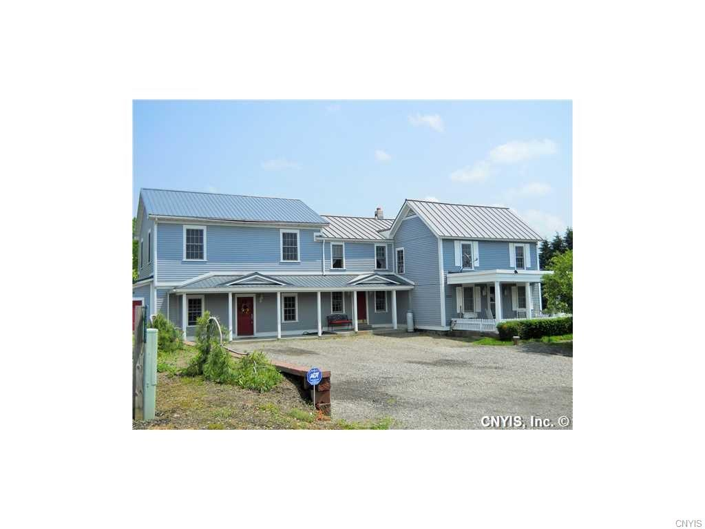 3387-3393 FREETOWN HOXIE GORGE Road, Freetown, NY 13040