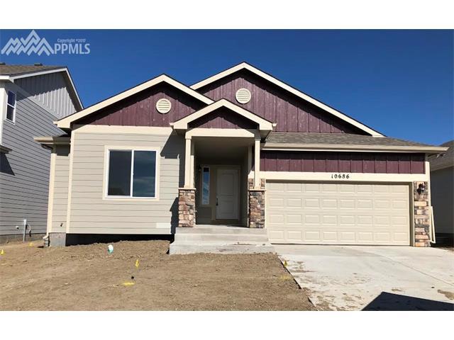 10686 Ridgepole Drive, Colorado Springs, CO 80925