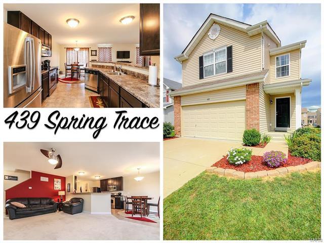 439 Spring Trace, O Fallon, MO 63368