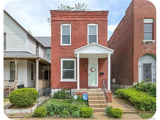 4323 Gibson Avenue, St Louis, MO 63110