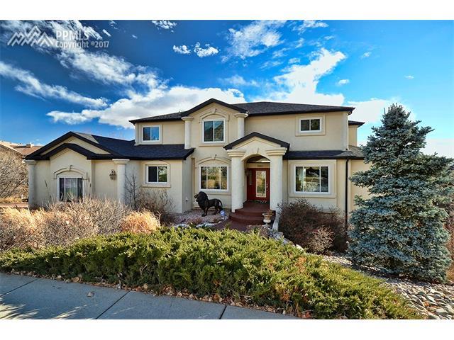 5565 Broadmoor Bluffs Drive, Colorado Springs, CO 80906