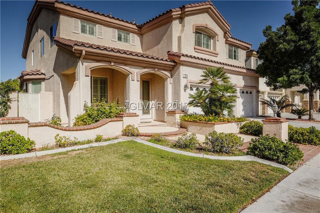 151 RANCHO MARIA Street, Las Vegas, NV 89148