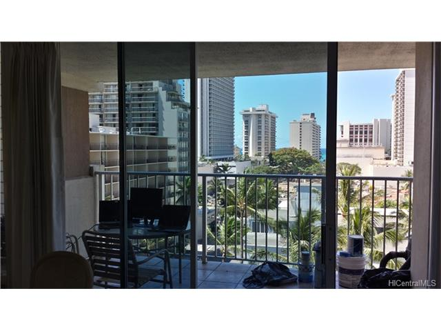 444 Nahua Street 1008, Honolulu, HI 96815