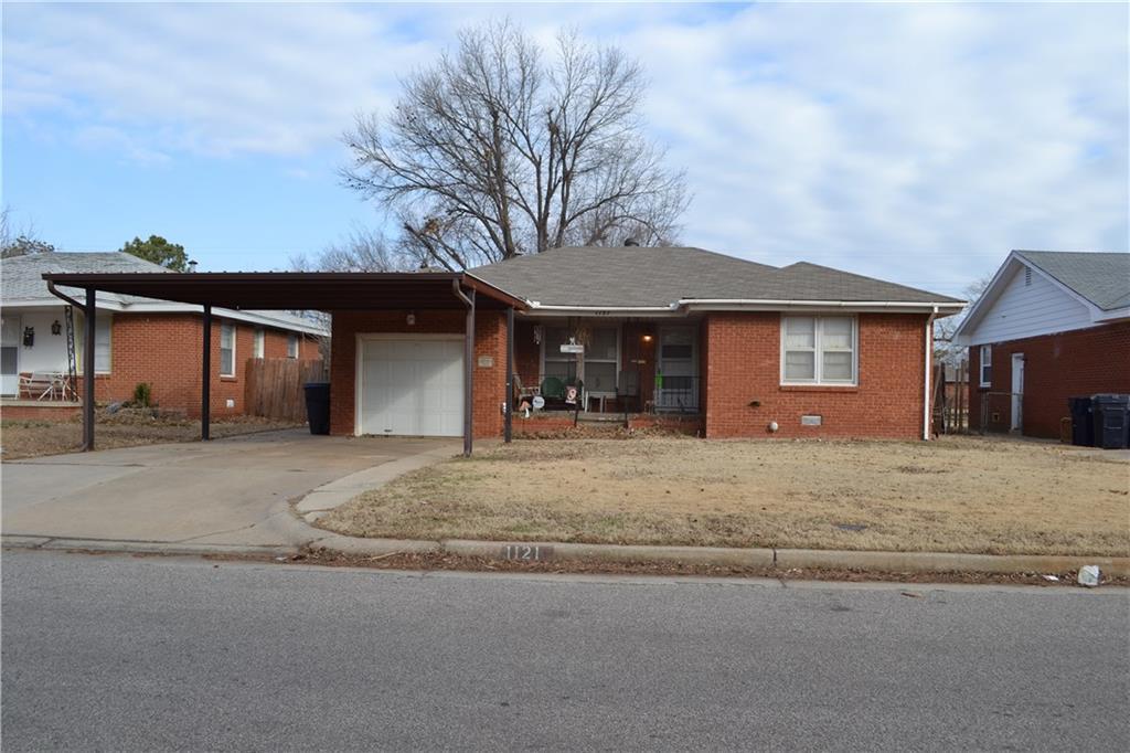 1121 SW 56th, Oklahoma City, OK 73109