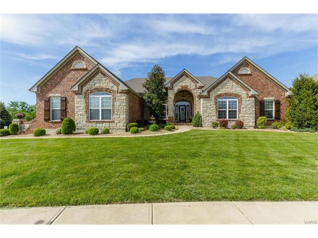 1009 Castleview Court, St Charles, MO 63304