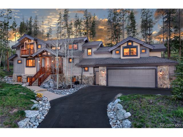 163 Evans Court, Breckenridge, CO 80424