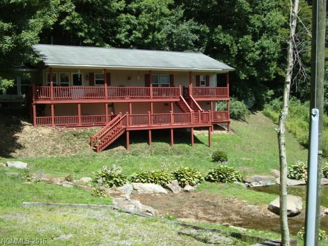 572 Rich Cove Road, Maggie Valley, NC 28751