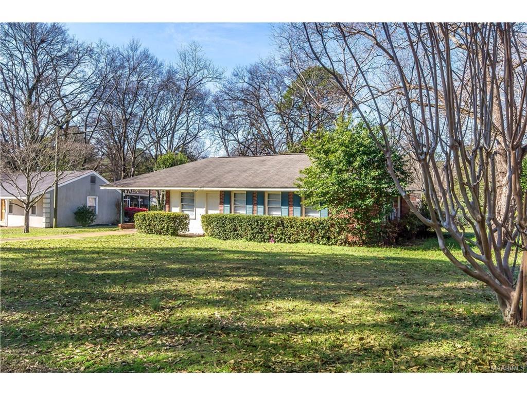 3862 Sherwood Drive, Montgomery, AL 36109