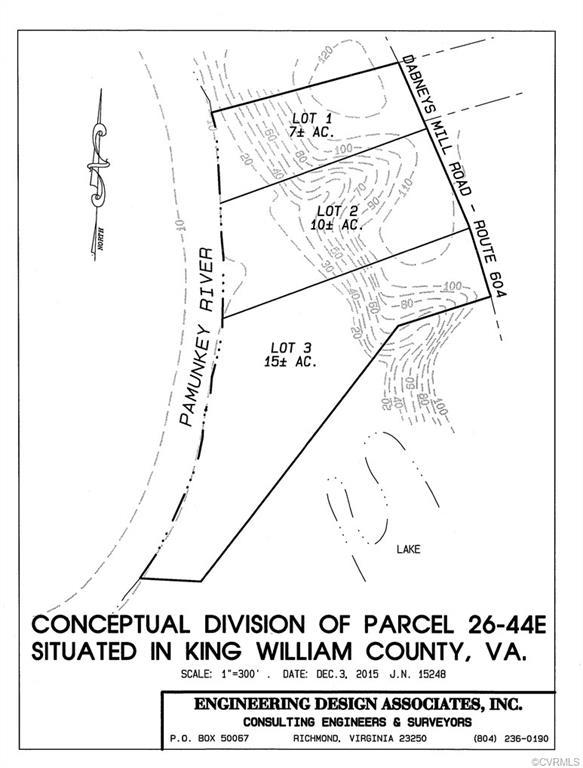 0 Dabney's Mill Road, Manquin, VA 23106