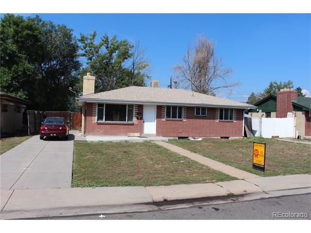 1521 S Ames Street, Lakewood, CO 80232