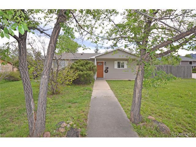 3000 Denton Avenue, Boulder, CO 80303