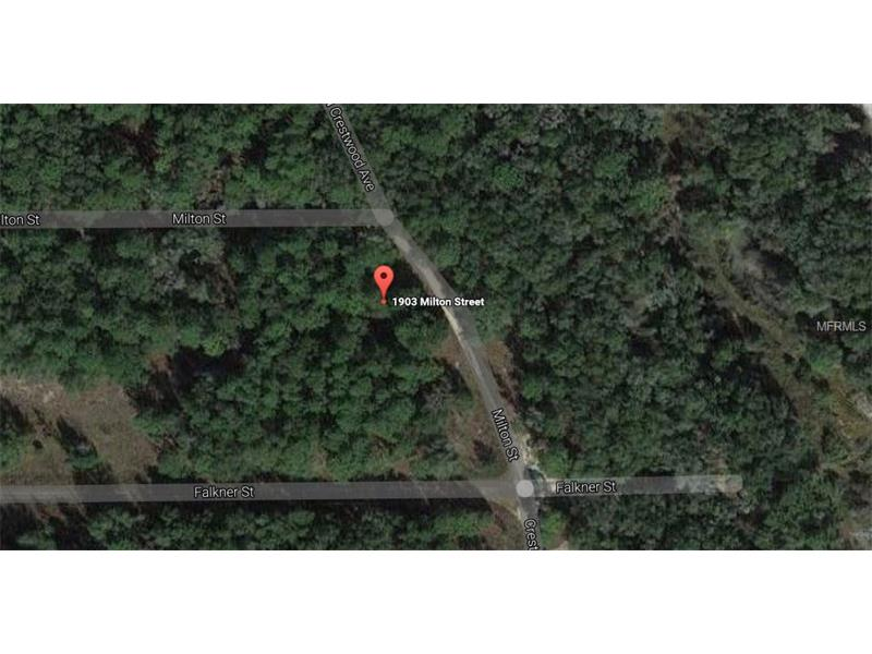 1903 MILTON STREET, INVERNESS, FL 34453
