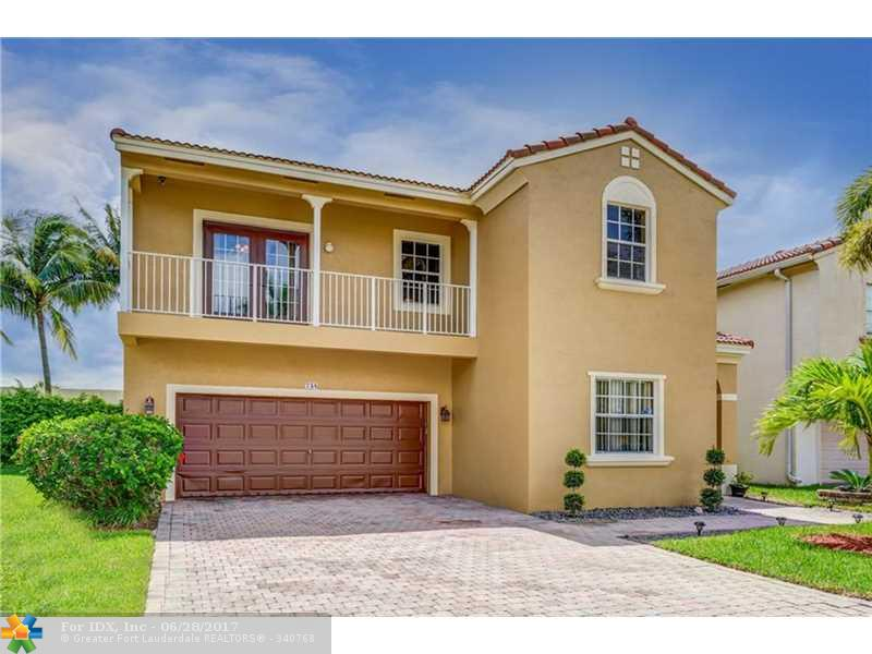 734 NW 127th Ave, Coral Springs, FL 33071